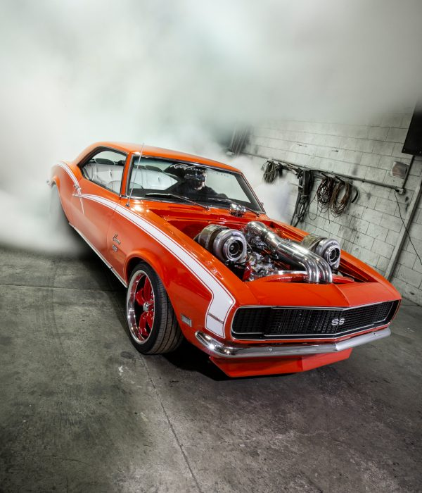 Real Rides Award Winning Custom 1968 RS SS Camaro