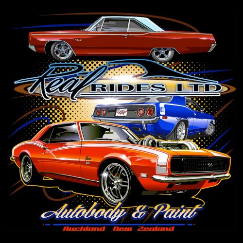 Real Rides Autobody and Paint